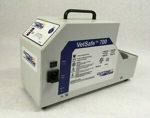 Cutting Edge Vetsafe 700 Surgical Smoke Evacuation System Vacuum Filter