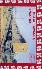 Erie Lackawanna Encore DVD NEW Alco RS-2 freight street running Cleveland docks