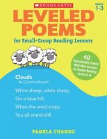 Leveled Poems for Small-Group Reading Lessons, Grades 1-3 : 40 Just-Right Poe...