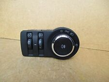 Opel Astra J Faros Luces Interruptor Lado Del Conductor 13268697 2008-2014