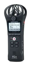 ZOOM H1N HANDY RECORDER HANDHELD STEREO MICROPHONE & 2GB SD CARD