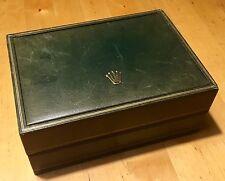 Rolex Box vintage anni'60 GMT 1675 Submariner 5513 1680 Milgauss 1019 Explorer 1655