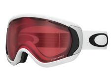 New listing Oakley Canopy Snow Goggles Ski Snow Boarding Matte White Frame Prizm Rose Lens