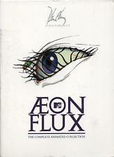 Aeon Flux - The Complete Animated Collection (Dvd, 2005, 3-Disc Set)< 00006000 /a>