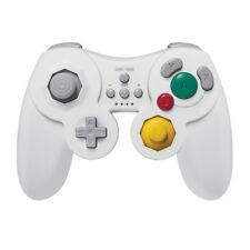 Wii U Wireless GameCube Style Controller ProCube (White)  Hyperkin NEW