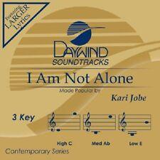 Kari Jobe - I Am Not Alone - Accompaniment/Performance Track – New