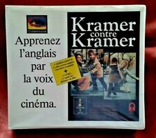 RARE Kramer contre Kramer (Kramer v Kramer) in French (English subtitles) & Book