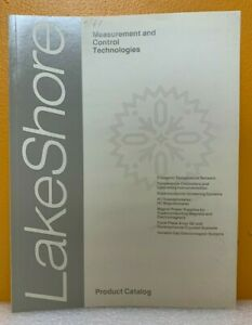 LakeShore Measurement and Control Technologies Product Catalog & Reference Guide