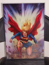 Aspen X-men Supergirl Avengers Storm Thor Michael Turner Signed Art Print 2 Set Collectibles