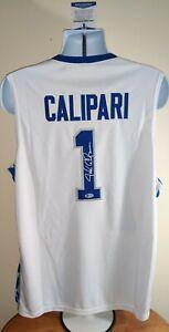 John Calipari Kentucky Wildcats Autographed Signed Nike Jersey Beckett Certified