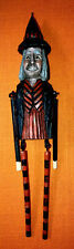 Vintage House of Hatten 2002 Halloween Witch Leggy by Darrell and Jenny Peterson