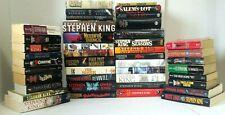 Lot of 43 Stephen King books Some 1st Ed HC PB Misery Shining Thinner Bachman