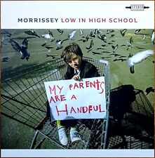 MORRISSEY Low In High School 2017 Ltd Ed RARE New Poster Flat +FREE Rock Poster