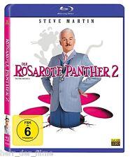 DER ROSAROTE PANTHER 2 (Steve Martin, Jean Reno) Blu-ray Disc NEU+OVP