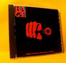 MAXI PROMO Single CD Rage Against The Machine How I Could Just Kill A Man 1TR