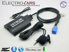 BLUETOOTH INTERFACE AUTORADIO COMPATIBLE RENAULT CLIO SCENIC MEGANE KANGOO