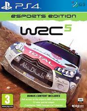 WRC 5 eSPORTS EDIZIONE ps4 * NUOVO SIGILLATO PAL *