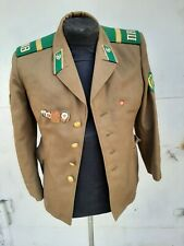 Soviet russian camo frontier guard jacket size 50-2