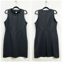 Old Navy XL Womens Dark Gray Sleeveless A-line Dress