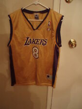 7035cb977e8 Kobe Bryant Los Angeles Lakers 8 Jersey LARGE BOYS 14-16 CHAMPION BRAND