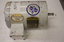 BALDOR VWDM3542 ELECTRIC MOTOR 3/4 HP, 230/460 VOLT, 1725 RPM, 3 PHASE