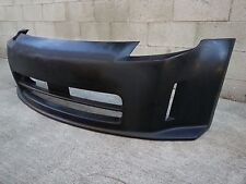 Fits Nissan 350z 2003-07 Coupe Nismo one Urethane front bumper bodykit