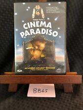 Cinema Paradiso Dvd! Philippe Noiret! Rare! Excellent! Free Shipping! Bb65