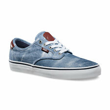 Vans CHIMA FERGUSON PRO Mens Shoes (NEW) Acid Wash LIGHT NAVY  Size 12 UltraCUSH