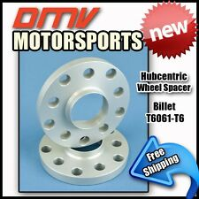 10MM | Hubcentric Wheel Spacers | For BMW 5x120 | 72.5 | 12x1.5