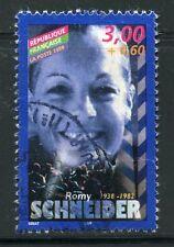 STAMP / TIMBRE FRANCE OBLITERE N° 3187 ROMY SCHNEIDER