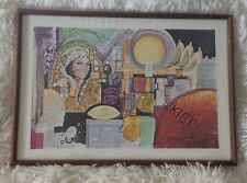 Vintage 70's Rhoda Mary Tyler Moore Tv Sitcom Framed Print John Solie Art