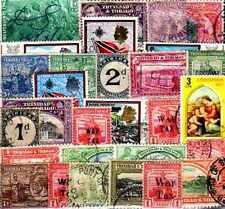 Trinité-et-Tobago - Trinidad and Tobago 100 timbres différents