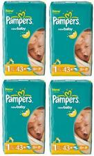 Pampers Windeln - Baby Gr. 2 (3-6 Kg)