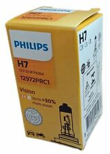 H7 Philips Vision px26d +30% Plus De Lumière 1st. 12972prc1