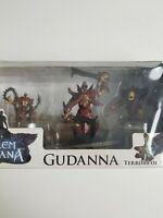 Harebrained Schemes Boardgame Gudanna - Terrors of the Steppes Expansion Box SW