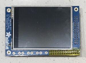 "Adafruit PiTFT 320x240 2.8"" TFT Capacitive Touchscreen - COLOR"
