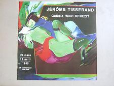 JÉRÔME TISSERAND Affiche originale 1990 Femme Erotisme Nantes Loire Atlantique