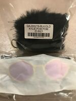NEW WITH TAGS Quay x Kylie Purple Honey Mirrored Sunglasses, 43mm