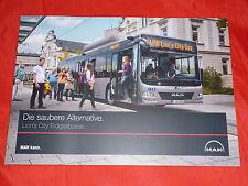 MAN Lion´s City Erdgasbusse Prospekt von 2016