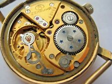 SOVIET RUSSIAN USSR MILITARY VOSTOK PRECISION CHRONOMETER ZENITH-135 Watch