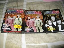 The Three Stooges Collector's Edition Two Pack DVD SET