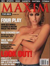 Maxim November 1998 Jennifer Esposito 062718DBE