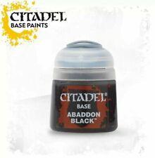 Citadel Base Paint Pot 12ml - Games Workshop - Warhammer - All Colors!