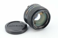 MINOLTA MC ROKKOR PG 50mm f/1.4 Manual Focus Lens #2085