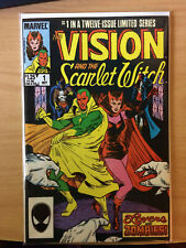 Vision Scarlet Witch #1 (NM), #2, #3, #4 (VFNM)