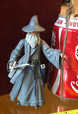 Gandalf the Grey The Hobbit Lord of the Rings Action Figure Rare VGC Official