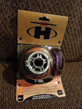 Hyper X-360 Inline Skate Wheels Performance 80mm 78A Pack of 4 Wheels 1998 - NEW