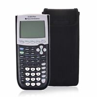 TI 84 85 Plus Graphing (!travel Case!) Calculator Texas Instruments Inner Pocket