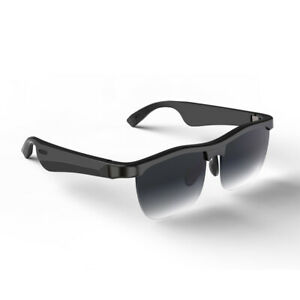 Wireless Bluetooth Audio Glasses Hands-Free Sunglasses Compatible W/ iOS Andriod