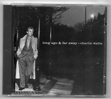 Charlie Watts - Long Ago & Far Away  (CD 1996)   Jazz